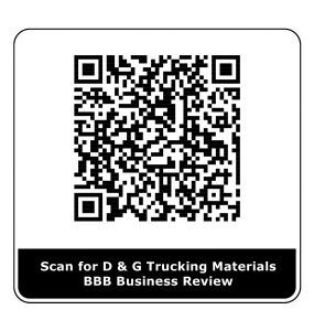 bbb scan code for dg